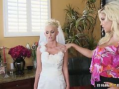 Здесь кончает невеста
