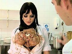 Грязный пирог